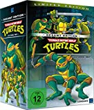 Teenage Mutant Ninja Turtles (Gesamt Edition) [DVD]