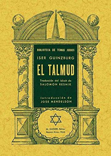 El Talmud por Iser Guinzburg