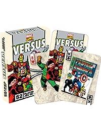 Preisvergleich für Aquarius Marvel Versus Retro Spielkarten Deck