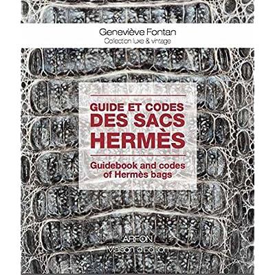 Guide et codes des sacs Hermès