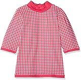 Archimède Mädchen Badeanzug Julie TOP UV, Pink Fushia, 11-12 (Hersteller Größen: 12 Jahre)