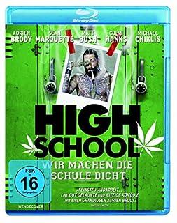 High School - Wir machen die Schule dicht [Blu-ray]