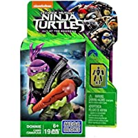 Mega Bloks Teenange Mutant Ninja Turtles: out of The Shadows Building Kit, Styles May