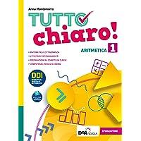 Tutto chiaro! Aritmetica-Geometria. Con quaderno e prontuario. Ediz. tematica. Per la Scuola media. Con e-book. Con…