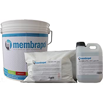Guaina liquida impermeabilizzante calpestabile maxigom for Guaina liquida trasparente mapei
