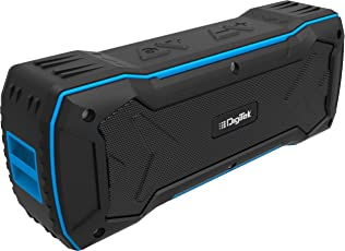 Digitek Super Bass DBS-006 Portable Bluetooth Speaker (Black)