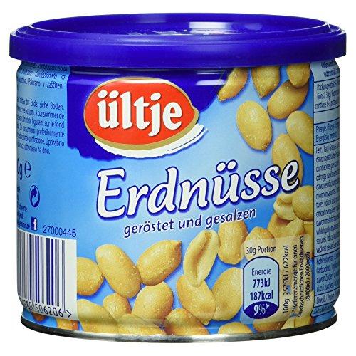 ültje Erdnüsse, geröstet und gesalzen, 200 g