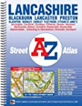 Lancashire County Atlas (Street Atlas)