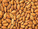 #4: babji Fresh California Almonds 1kg | Premium Quality Non Polished Carmel Variety | Badaam | Badam Giri