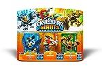 Figurines Skylanders : Giants - Sonic Boom + Sprocket + Stump Smash