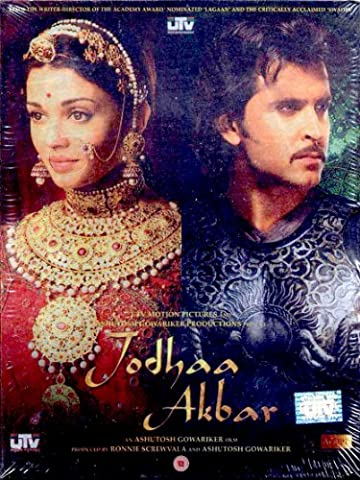 Jodhaa Akbar (REGION 0)[DVD] (Aishwarya Rai Filme)