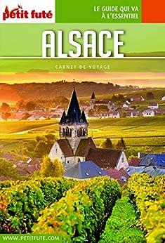 ALSACE 2018 Carnet Petit Futé (Carnet de voyage)