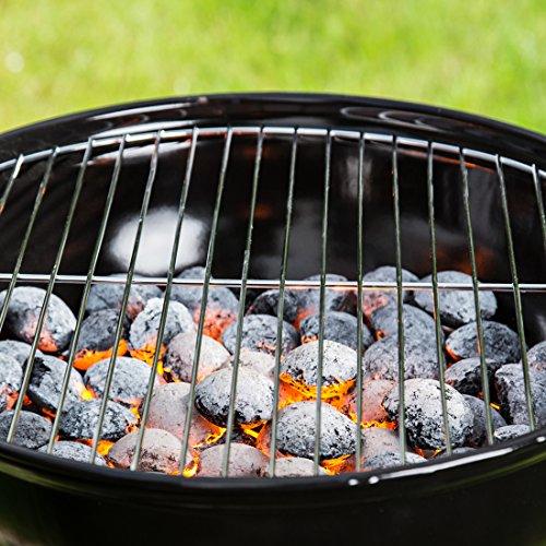 Bruzzzler Premium Holzkohlebriketts Grillkohle Grillbereit In Ca 35 Minuten Fsc Zertifiziert Hochwertige Kohle Zum Grillen