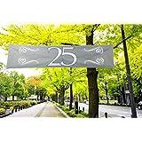 """Banner """"25. Jubiläum"""" 180 cm"""