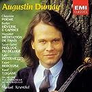 Werke für Violine und Orchester