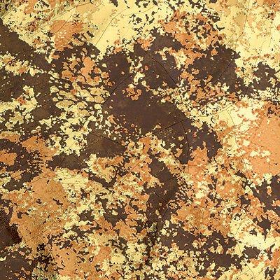 bastelkoerble Wachsplatten marmor rotbraun , 200 x 100 x 0,5 mm, 1 VE = 1 Platte , Verzierwachs ,...