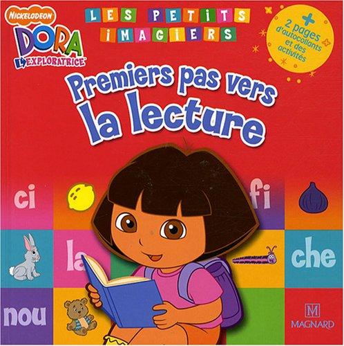 Dora l'exploratrice : Premiers pas vers la lecture