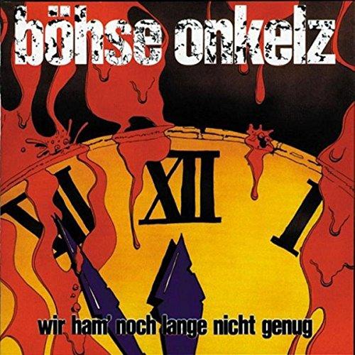 Böhse Onkelz: Wir ham' noch lange nicht genug (Audio CD)