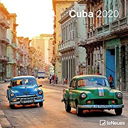 Cuba 2020 - Kuba 2020 - Broschürenkalender - Wandkalender - Fotokalender - 30x30cm