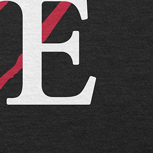 TEXLAB - Mutant Love - Herren Langarm T-Shirt Schwarz