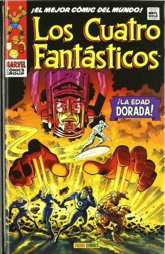 Descargar Libro Los Cuatro Fantásticos. ¡La Edad Dorada! (Marvel Gold) de Stan LeeJack Kirby