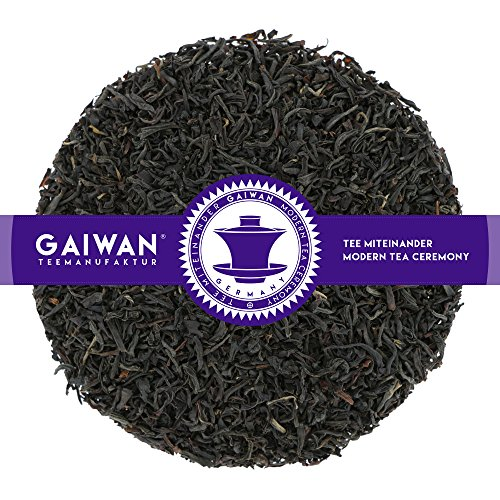 "Núm. 1102: Té negro ""Keemun Congou"" - hojas sueltas - 250 g - GAIWAN® GERMANY - té negro de China"