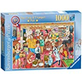 Ravensburger Best of British No.10 - The Country Pub, 1000pc Jigsaw Puzzle
