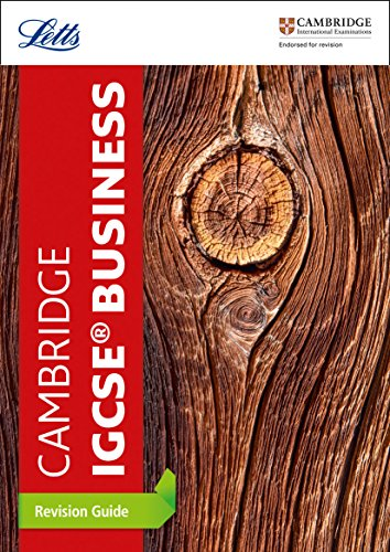 Cambridge IGCSE™ Business Studies Revision Guide (Letts Cambridge IGCSE™ Revision) (Letts Cambridge IGCSE (TM) Revision) por Letts Cambridge IGCSE