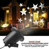 Lampada LED Proiettore, Dreamix 3W x 4 HD Super Bright Aggiornato Motore IP65 Rotante Impermeabile Outdoor / Indoor Decorazione per Natale, Halloween, Festa, Festival, Bambini, Giardino, Compleanni