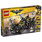 #4: LEGO Batman The Ultimate Batmobile, Multi Color