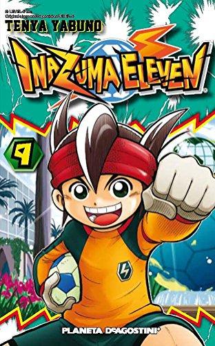 Inazuma Eleven nº 09/10 por Tenya Yabuno