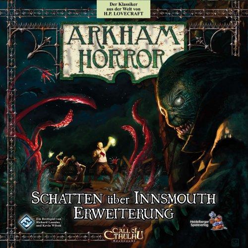 Heidelberger Spieleverlag HE304 - Arkham H.: Schatten über Innsmouth deutsch Arkham Brettspiel
