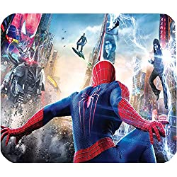 Mousepad Spiderman Gadget Cartoons alfombrilla ratón Héroes Marvel ratón Pad Superman Batman Iron Man Capitán América