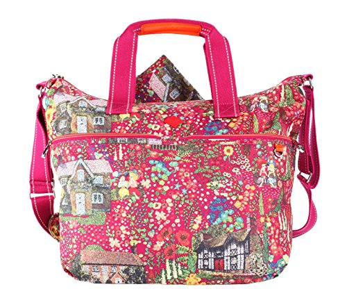 oilily-cottage-shoulder-bambino-bag-fuchsia