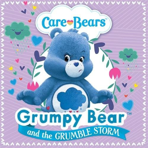 Image of Grumpy and the Grumble Storm Storybook (Care Bears)