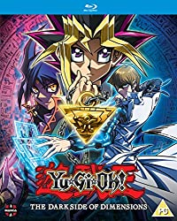 Yu-Gi-Oh! The Movie: Dark Side of Dimensions [Blu-ray]