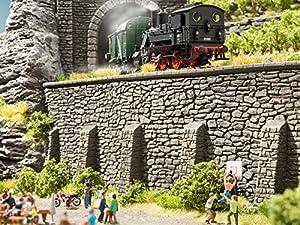 NOCH 58064 Paisaje parte y accesorio de juguet ferroviario - partes y accesorios de juguetes ferroviarios (Paisaje, Cualquier marca, 123 mm, 33,2 cm)