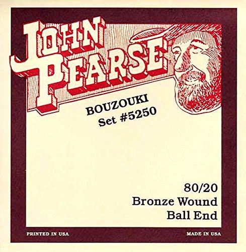 John Pearse 5250S Bouzouki Saiten Special