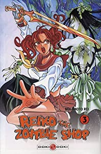 Reiko the Zombie Shop Edition simple Tome 3
