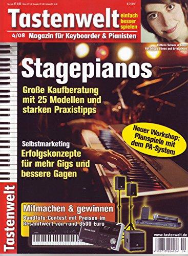 Tastenwelt Stagepianos / Selbstmarketing - Erfolgsrezepte / Workshop Planspiele mit PA