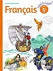 Français 5éme 2016 livre élève - Format compact - Nouveau programme 2016