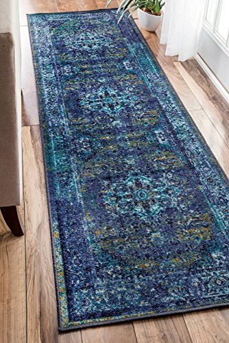 nuLOOM Bohemian Reiko Teppich Traditionell 2' 6