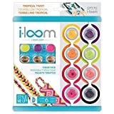 Style Me Up! i-Loom - Pulseras Tropicales - Kit de Manualidades