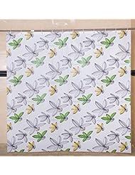 D G F Cortina de la ducha de PEVA Cuarto de baño interno Alta calidad Mantenga la cortina respirable impermeable niebla caliente Multi-tamaño Opcional ( Tamaño : 300*200cm )