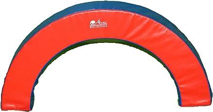 Gymnastics Rainbow (Red and Blue)