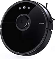 Roborock S5 Robot Vacuum and Mop, Smart Navigating Robotic Vacuum Cleaner with 2000Pa Strong Suction &Wi-Fi connectivity for