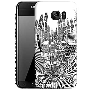 Theskinmantra 360 Build Back cover for Samsung Galaxy S7+