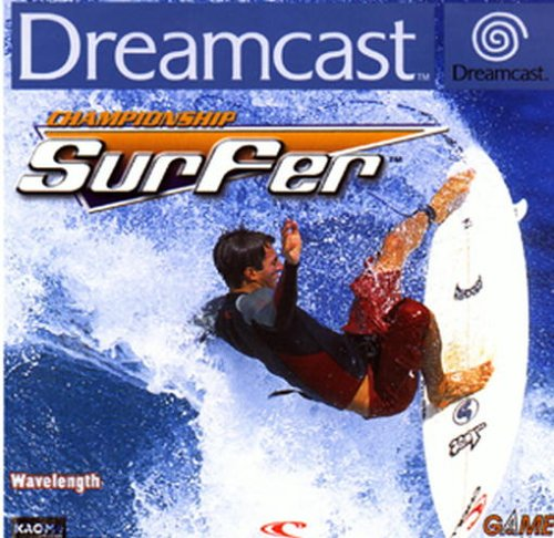 Championship Surfer - [SEGA Dreamcast]