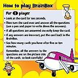 Brainbox Englisch hergestellt von Greenboard
