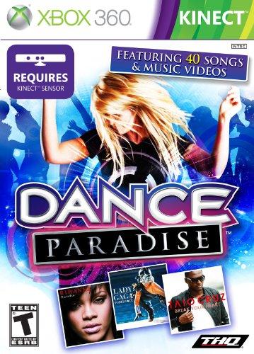 THQ Dance Paradise, Xbox 360 Kinect, ESP Xbox 360 Español vídeo - Juego (Xbox 360 Kinect, ESP, Xbox 360, Danza, T (Teen), Español, Mindscape)